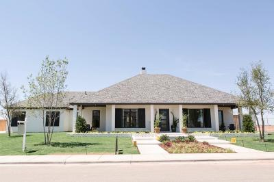 Lubbock Single Family Home For Sale: 4013 139th Street
