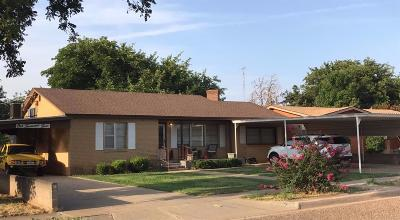 Lamesa Single Family Home For Sale: 1003 North 18th Street