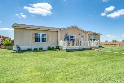 Single Family Home Under Contract: 9001 North County Road 2100