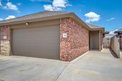 Wolfforth TX Multi Family Home Under Contract: $294,900