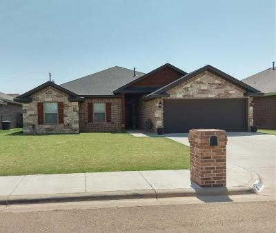 Shallowater Single Family Home Under Contract: 520 Ave S