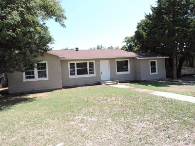 Single Family Home For Sale: 2113 37th Street