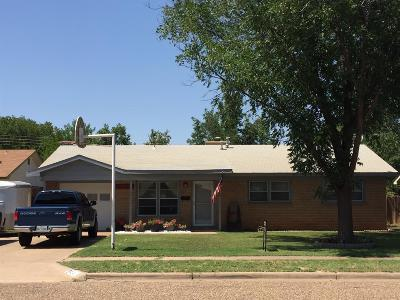 Lubbock Single Family Home For Sale: 5312 46th Street