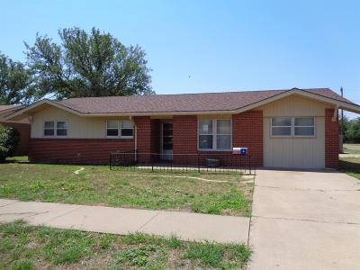 Single Family Home For Sale: 2619 West 19th