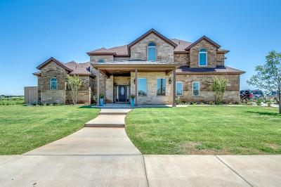 Lubbock Single Family Home For Sale: 3905 140th Street