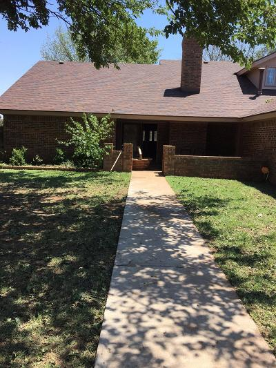 Littlefield TX Single Family Home For Sale: $200,000