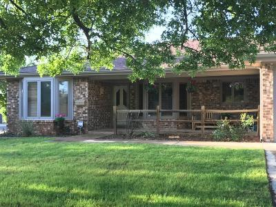 Lubbock Single Family Home Under Contract: 5301 89th