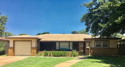Single Family Home Under Contract: 2404 38th Street