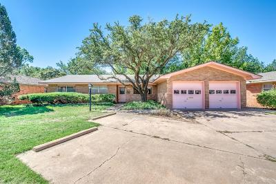 Single Family Home For Sale: 3405 57th Street