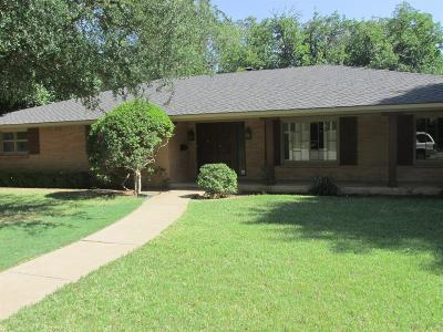 Single Family Home For Sale: 4405 11th Street