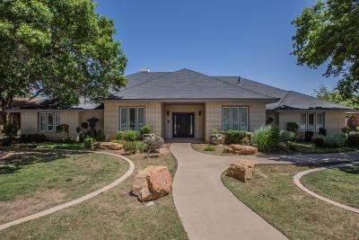 Levelland Single Family Home For Sale: 2213 College Avenue