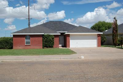 Lubbock Single Family Home For Sale: 401 Oakridge Avenue