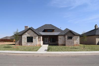 Lubbock Single Family Home For Sale: 3908 138th Street