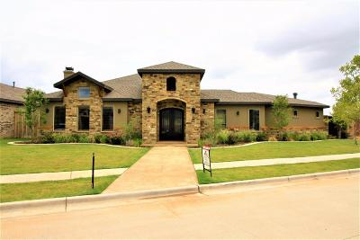 Lubbock Single Family Home For Sale: 6209 91st Place