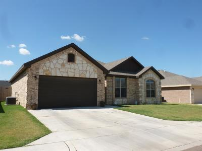 Lubbock TX Single Family Home For Sale: $294,000