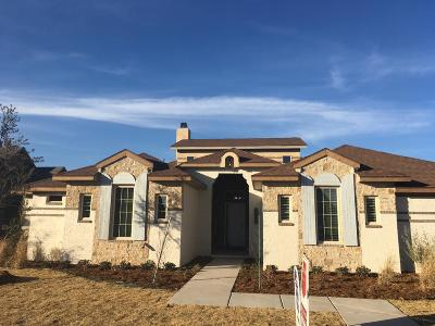 Lubbock Single Family Home For Sale: 3516 134th Street