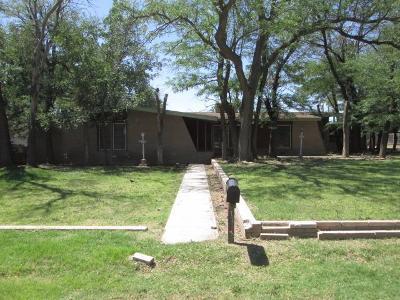 Single Family Home For Sale: 2511 Marlboro Street