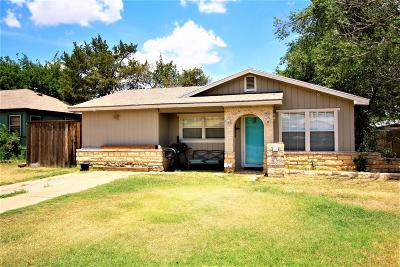 Single Family Home Under Contract: 2012 65th
