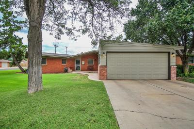 Lubbock Single Family Home For Sale: 3501 43rd Street