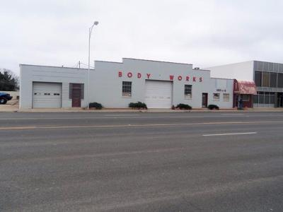 Lubbock Commercial For Sale: 1915 Ave Q