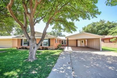 Single Family Home Under Contract: 5205 8th Street