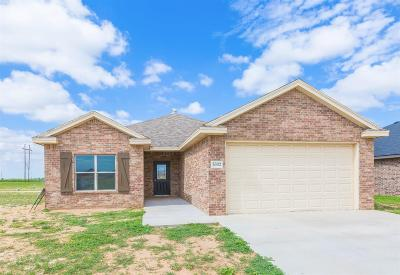 Lubbock TX Single Family Home For Sale: $185,750