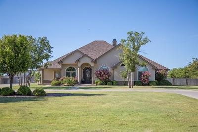 Lubbock Single Family Home For Sale: 5619 County Road 7540