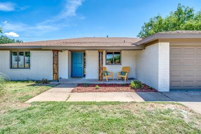 Lubbock Single Family Home For Sale: 5719 73rd Street
