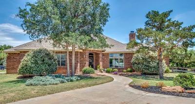 Lubbock Single Family Home For Sale: 6701 Santa Fe Drive