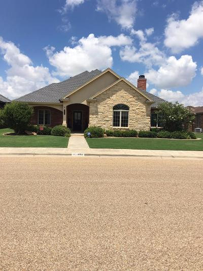 Single Family Home For Sale: 3912 100th Street