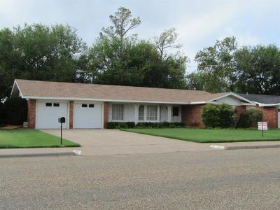 Littlefield Single Family Home For Sale: 307 East 22nd