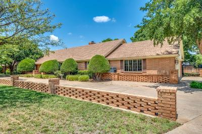 Lubbock Single Family Home For Sale: 4602 10th Street
