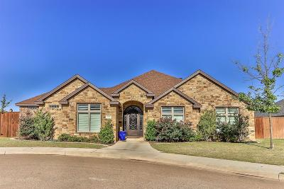 Lubbock Single Family Home Under Contract: 9106 Huron Avenue