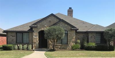 Lubbock TX Single Family Home For Sale: $248,000
