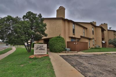 Lubbock Condo For Sale: 8601 Memphis Drive