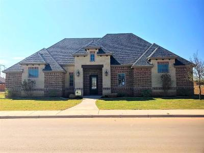 Lubbock Single Family Home For Sale: 4605 105th Street