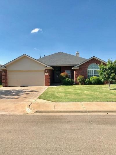 Lubbock TX Single Family Home For Sale: $219,500