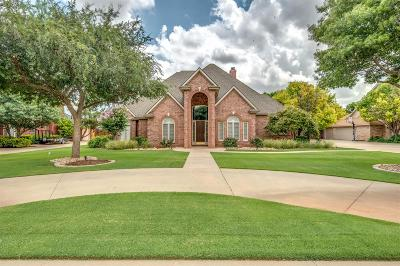 Lubbock Single Family Home For Sale: 7405 95th Street