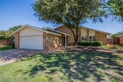 Single Family Home For Sale: 3518 101st Street