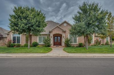 Lubbock Single Family Home For Sale: 4602 101st Street