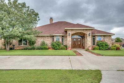 Lubbock Single Family Home Under Contract: 5304 County Road 7360