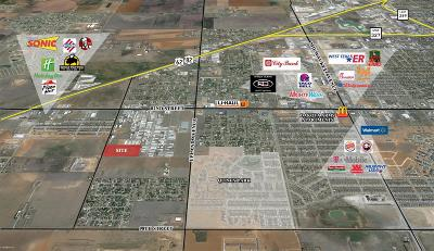 Lubbock Commercial Lots & Land For Sale: 8805 Wausau Avenue