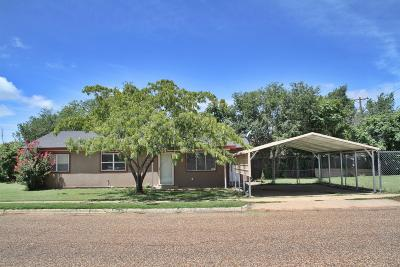 Lubbock Single Family Home Under Contract: 3102 Amherst Street