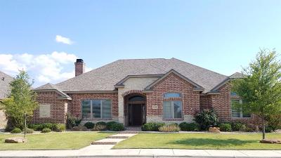 Lubbock Single Family Home For Sale: 6105 74th Street
