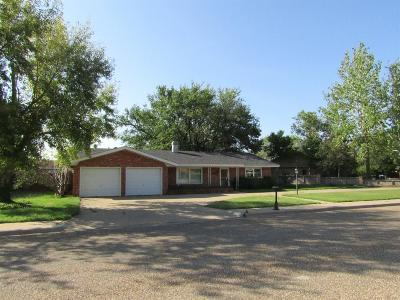 Littlefield Single Family Home For Sale: 302 East 22nd