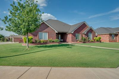 Lubbock Single Family Home For Sale: 6006 94th Street