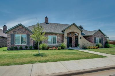 Lubbock Single Family Home For Sale: 4203 125th Street