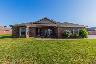 Lubbock Single Family Home For Sale: 6606 Itasca Street