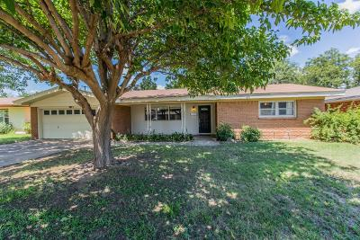 Single Family Home Under Contract: 5216 8th Street