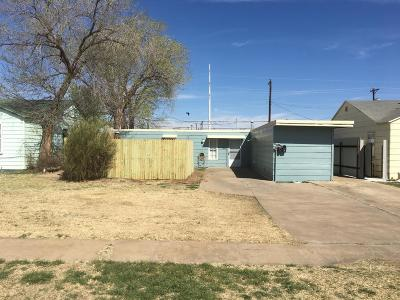 Lubbock Multi Family Home For Sale: 2804 35th Street